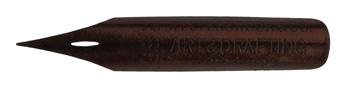 Antike Zeichenfeder, R. Esterbrook & Co, No. 355, Art & Drafting, Typ 2