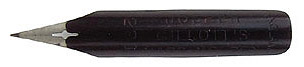 Zeichenfeder, Joseph Gillott No. 291, Mapping Pen, Typ 1