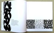 Schriftspiele, Denise Lach, Experimentelle Kalligraphie, Beispiel 2