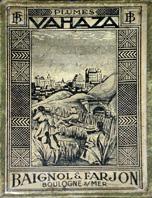 Antike Schreibfederschachtel, Baignol & Farjon, No. 1129 EF, Vahaza