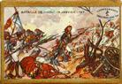 Blanzy Poure & Cie, Schreibfeder-Schachtel, Motiv-4b, No. 2500, Sergent Major, Motiv 4b