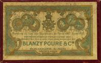 Schachtel mit Kalligraphie-Spitzfedern, Gilbert & Blanzy Poure, No. 552, Departamentale