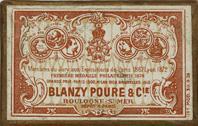 Blanzy Poure & Cie, No. 633 M, Gamma