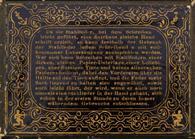 Antike Schreibfederschachtel, Carl Kuhn & Co, No. 450 EF