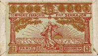 Antike Schreibfederschachtel, Compagnie Francaise, No. 238-3