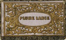 Antike Schreibfederschachtel, Baignol & Farjon, No. 200, Plume Lance
