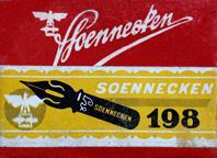 Antike Schreibfederschachtel, F. Soennecken, No. 198, Stenofeder