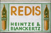 Antike Schreibfederschachtel, Heintze & Blanckertz, No. 1146, Redis
