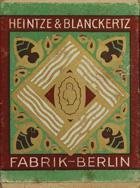 Antike Schreibfederschachtel, Heintze & Blanckertz, ATO 15