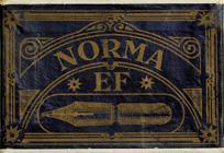 Antike Schreibfederschachtel, Norma EF