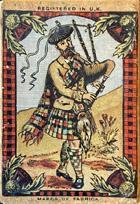 Antike Schreibfederschachtel, Perry & Co, No. 88 M, Scotch Pen