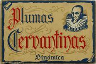 Antike Pfannenfeder, Cervantinas Dijnamica, No. 1948