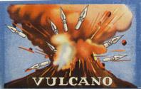 Antike Schreibfederschachtel, Unbekannter Hersteller, No. 920, Extra Fina, Vulcano